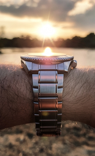 duro bracelet sunset