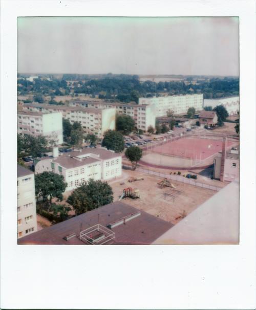 staszica z dachu